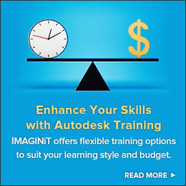 Enhance Your Skills with Autodesk Training