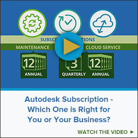 Autodesk Subscription - Which One is Right for You or Your Business?