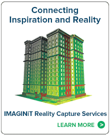 Connecting Inspiration and Reality. IMAGINiT Reality Capture Services.