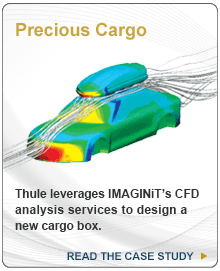 Thule Leverages IMAGINiT's CFD Analysis Services. Learn more.