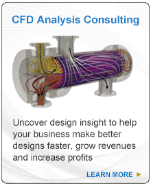 CFD Analysis Consulting. Learn more.