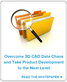 Overcome 3D CAD Data Chaos and Take Product Development to the Next Level