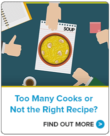 Too many cooks or not the right recipe? Find out more.