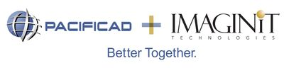 PacifiCAD + IMAGINiT - Better Together.