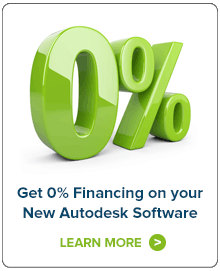 Get 0% financing on new Autodesk subscriptions Canada