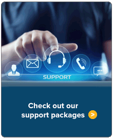 Check out our support packages.