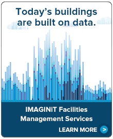 Today's buildings are built on data. IMAGINiT Facilities Management Services.