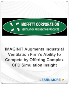 IMAGINiT Augments Firm's Ability to Compete by Offering Complex CFD Simulation Insight. Learn more.