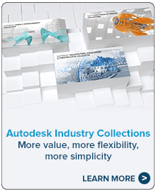 Autodesk Industry Collections. Learn more.