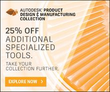 25% OFF ADDITIONAL SPECIALIZED TOOLS. TAKE YOUR COLLECTION FURTHER.