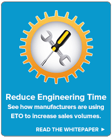 Reduce Engineering Time. See how manufacturers are using ETO to increase sales volumes.