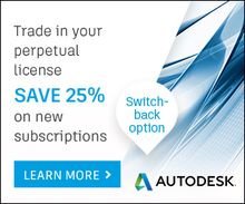 Save up to 25% on Select Autodesk Software