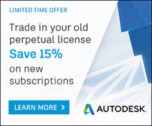 Save up to 15% on Select Autodesk Software