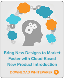 Bring New Designs to Market Faster with Cloud-Based New Product Introduction. Download Whitepaper.