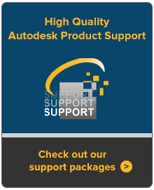 High Quality Autodesk Product Support. Check out our support packages.